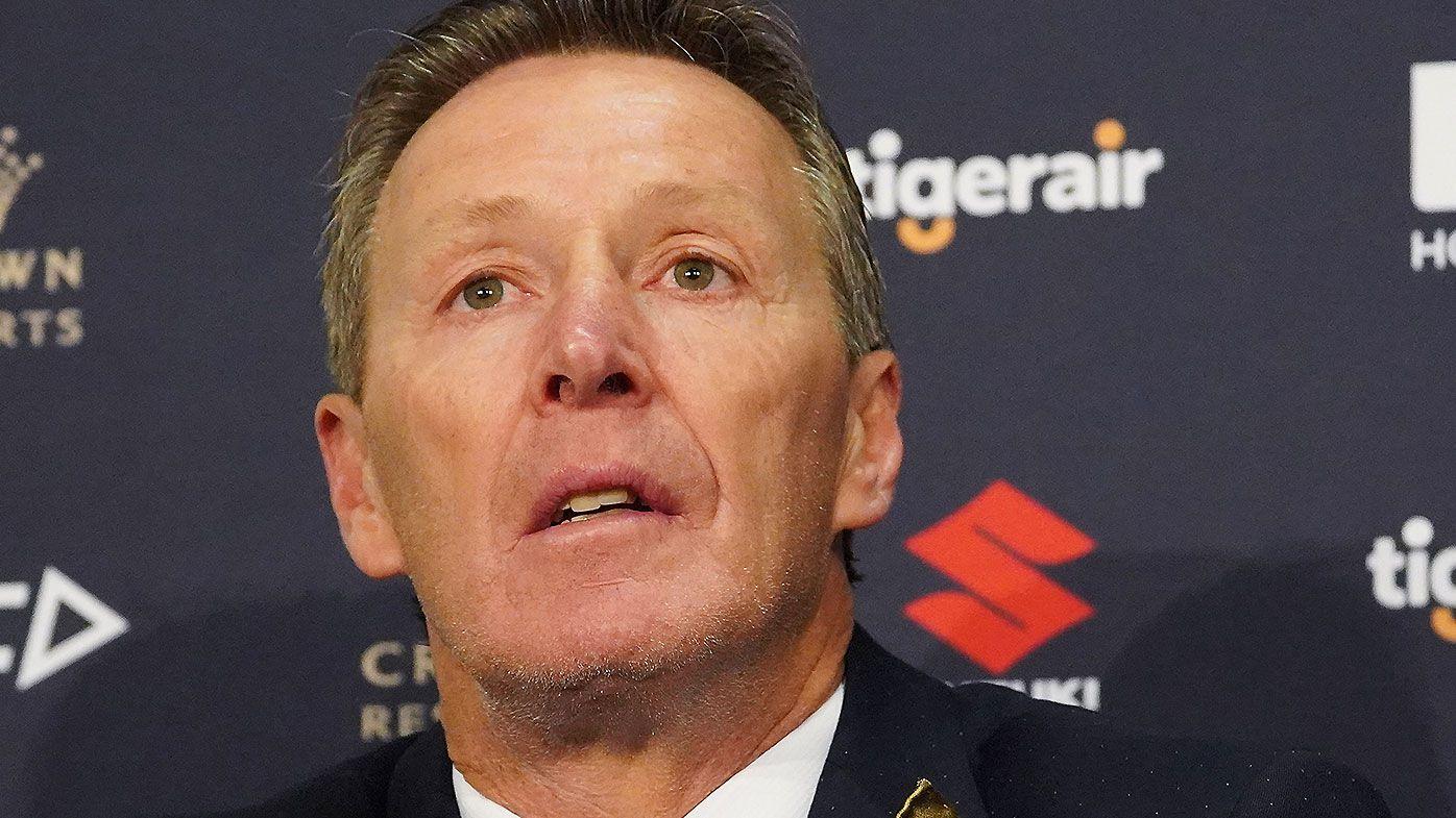 Craig Bellamy says Melbourne Storm should be rewarded for player development