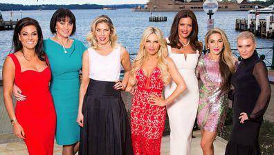 Real Housewives of Sydney, Nicole Gazal O'Neil, Krissy Marsh, Lisa Oldfield, Athena X Levendi, Matty Samaei, Victoria Rees, Melissa Tkautz