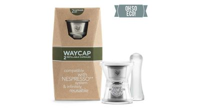 Waycap reusable pods