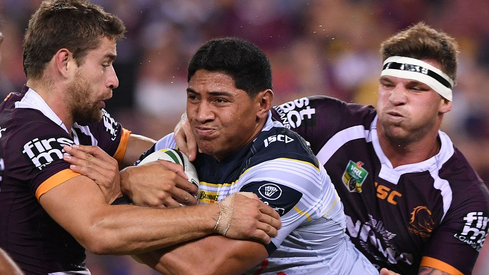 North Queensland lock Jason Taumalolo signs $10 million deal with Cowboys