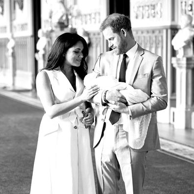 Prince Harry and Meghan Markle engagement anniversary: Couple share unseen photo from royal wedding