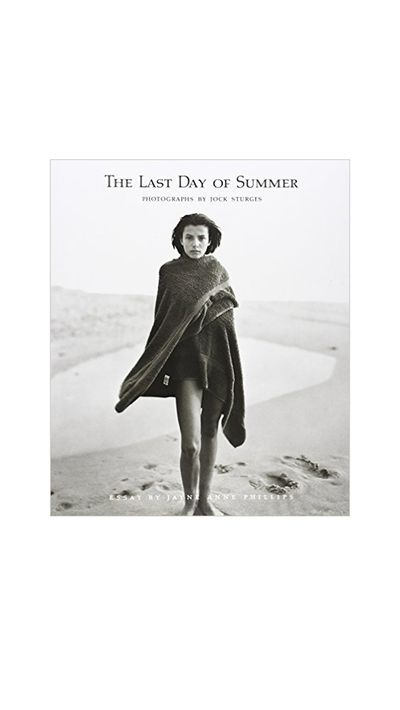I've wanted for this book for a long time - Sturges' images remind me of family holidays to the NSW South Coast.