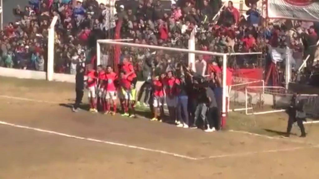 Dybala scores impossible free-kick