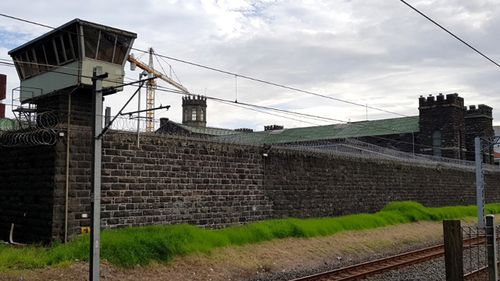 Private company Serco raN Mt Eden Prison for four years, amid allegations of fight clubs and poor supervision. (Supplied)