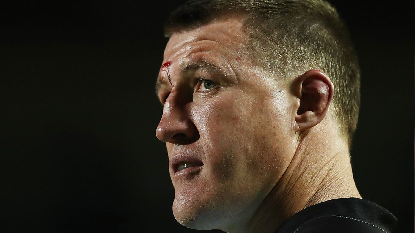 Paul Gallen calls for NRL to suspend the 2020 season due to coronavirus outbreak