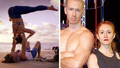 Australian Ninja Warrior Power Couples