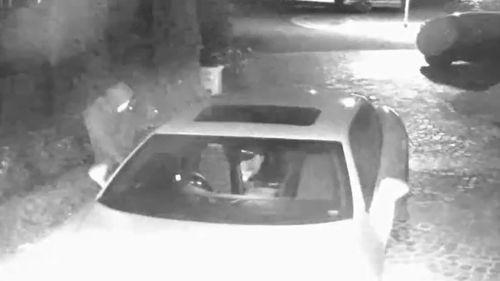 Brazen car thief stole $350,000 Porsche from Melbourne driveway