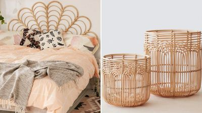 Rattan is making a comeback