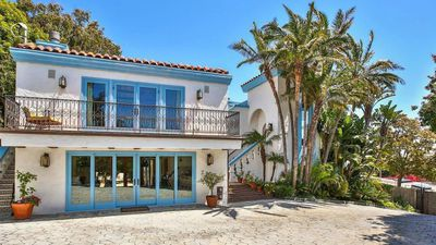 Pierce Brosnan's former Mediterranean villa sells for $3.7m