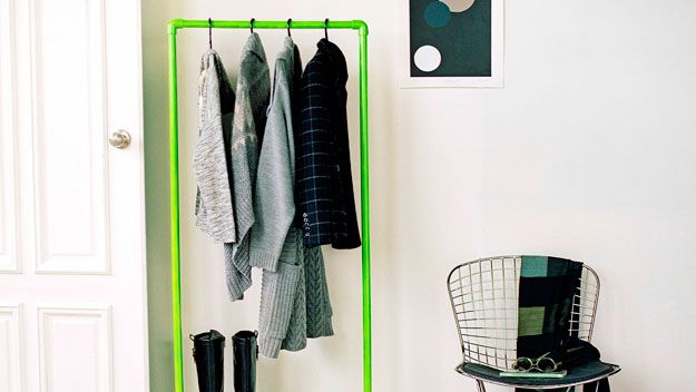 Cool coatrack