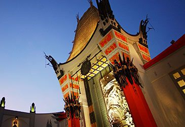 Daily Quiz: Grauman's Chinese Theatre is situated in which city?