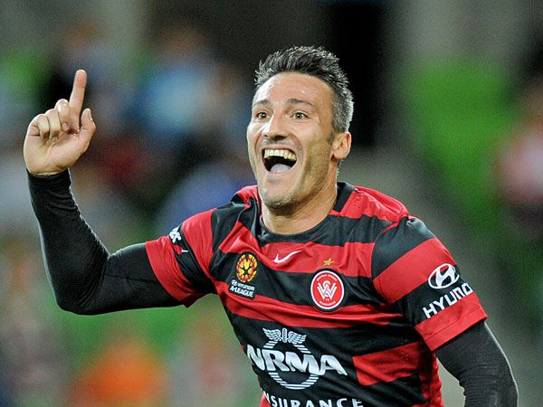 Piovaccari nets in Wanderers A-League win