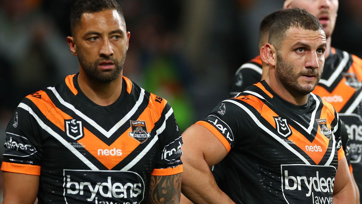 Robbie Farah and Benji Marshall 'feud' claim destroyed as NRL careers conclude