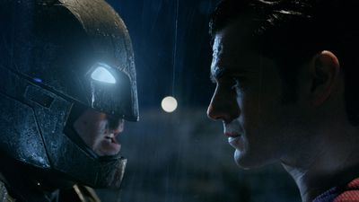 6. Batman v Superman: Dawn of Justice