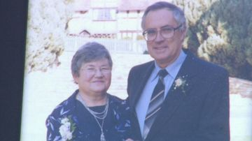 The 73 year old former teacher died at home with his wife by his side.