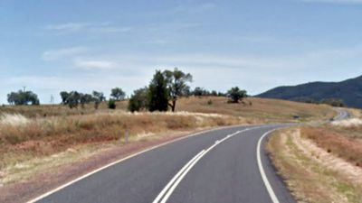 Man dies swerving to avoid kangaroo
