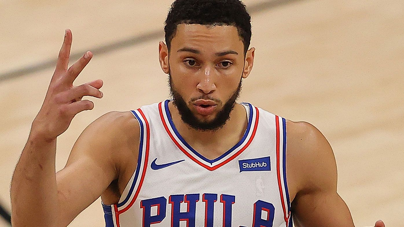 Philadelphia 76ers open trade talks for Ben Simmons and want an All Star in return