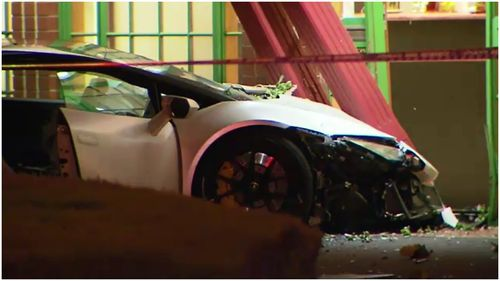 A 15-year-old girl died after she was allegedly hit by a Lamborghini in Adelaide last night.