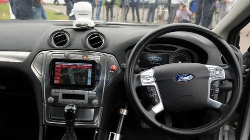 Britain to trial driverless cars from 2015