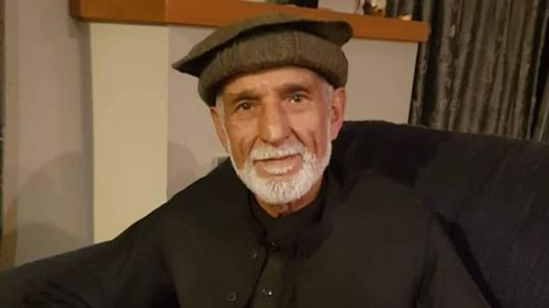 Haji Daoud Nabi was one of the first victims to be identified.