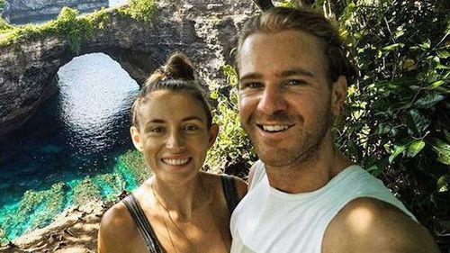 Jolie King and Mark Firkin have been travelling the world, funded by donations from viewers of their YouTube channel.