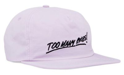 """<p>When school's out you can wear whatever you fancy. This cap will fit the bill.</p> <p><a href=""""https://www.generalpants.com.au/shop-mens/insight/hats/rules-cap-lavender-15801700019"""" target=""""_blank"""">General Pants Insight Rules Cap Lavender Cap, $34.95.</a></p>"""