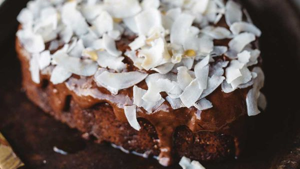 Vegan chocolate peanut butter cake recipes