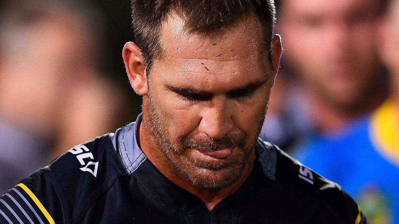 Scott Bolton North Queensland Cowboys NRL