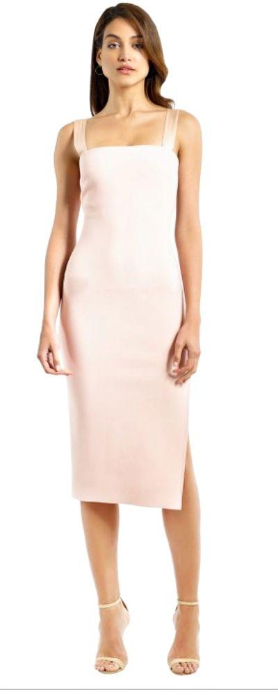 "<p><a href=""https://www.glamcorner.com.au/designers/bec-and-bridge/marvellous-tie-dress-peach"">BEC + BRIDGE Marvellous Tie Dress - Peach</a></p> <p>$59rental </p> <p> $240 retail</p>"