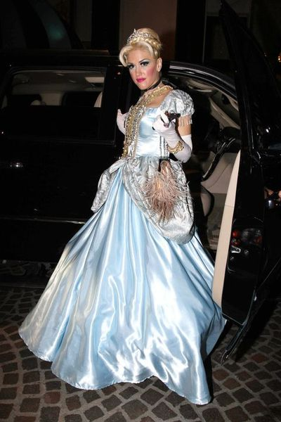 Gwen Stefani as Cinderella, 2011