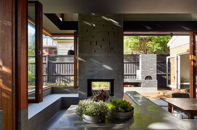 Bungalow Renovation Takes Inspiration From Melbourne S Cafe Scene
