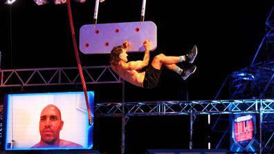 Chris White Australian Ninja Warrior 2021