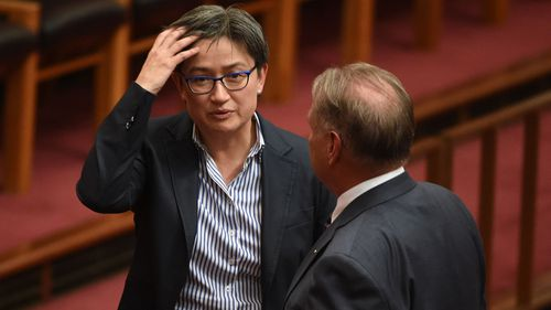 Penny Wong and Don Farrell will be the likely Senate leadership team.