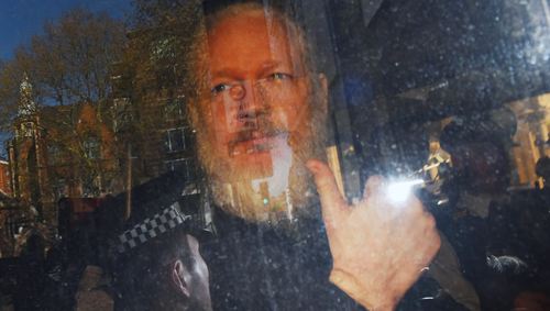 Julian Assange Wikileaks news updates