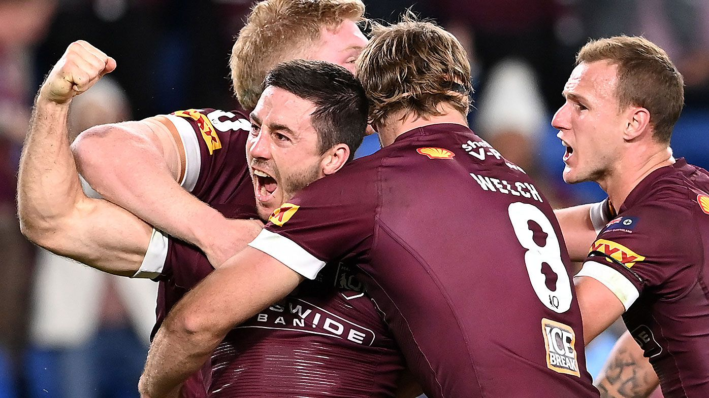 Queensland stars Ben Hunt, Kalyn Ponga produce blinding games as Maroons deny Blues series clean-sweep