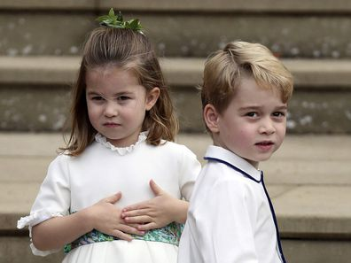 How Prince George and Princess Charlotte's granny spoils them at Christmas