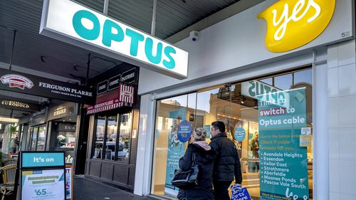 Optus 4G mobile services restored after outage