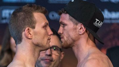 Jeff Horn vs Gary Corcoran: Round-by-round updates
