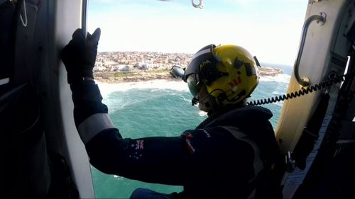 Emergency services this afternoon called off their search. (9NEWS)