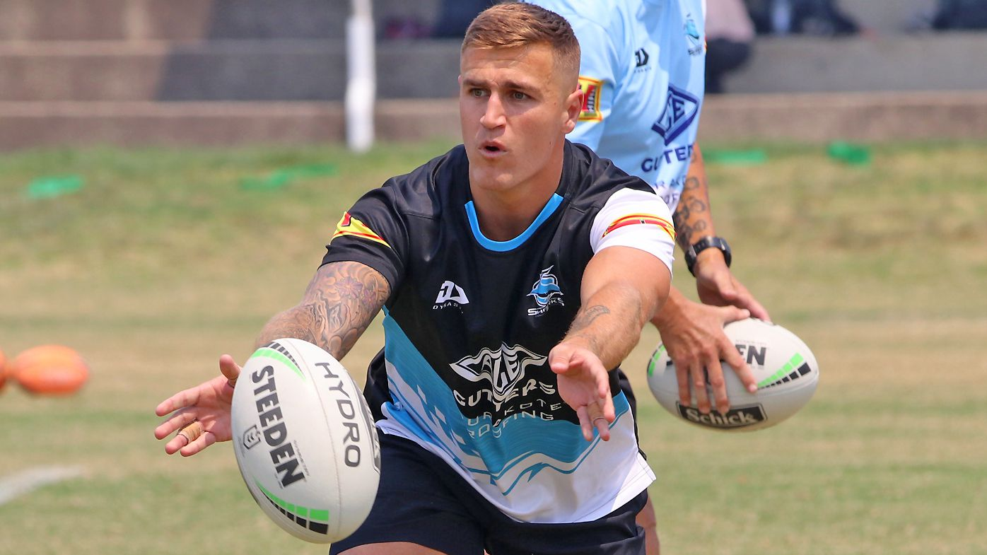 Cronulla Sharks hooker Cameron King announces retirement at the age of 29
