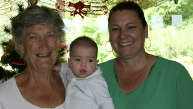 Ms Gordon said she misses her mum 'everyday'. She laid her mum to rest in Victoria at the beginning of August.