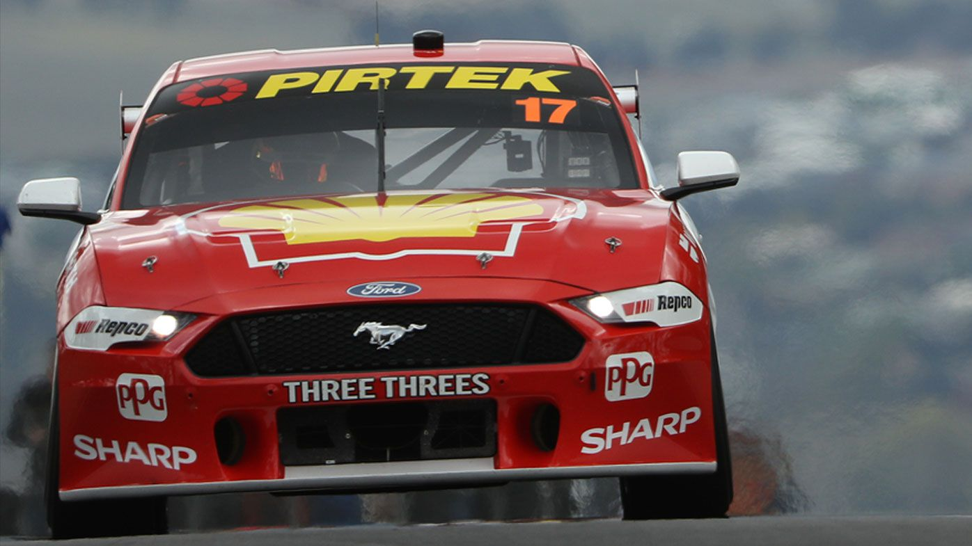 Scott McLaughlin finishes P1 in qualifying