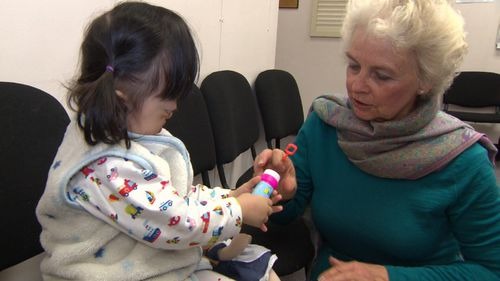 The operation will come as part of the Adelaide Women's and Children's Hospital's craniofacial unit program. Picture: 9NEWS.