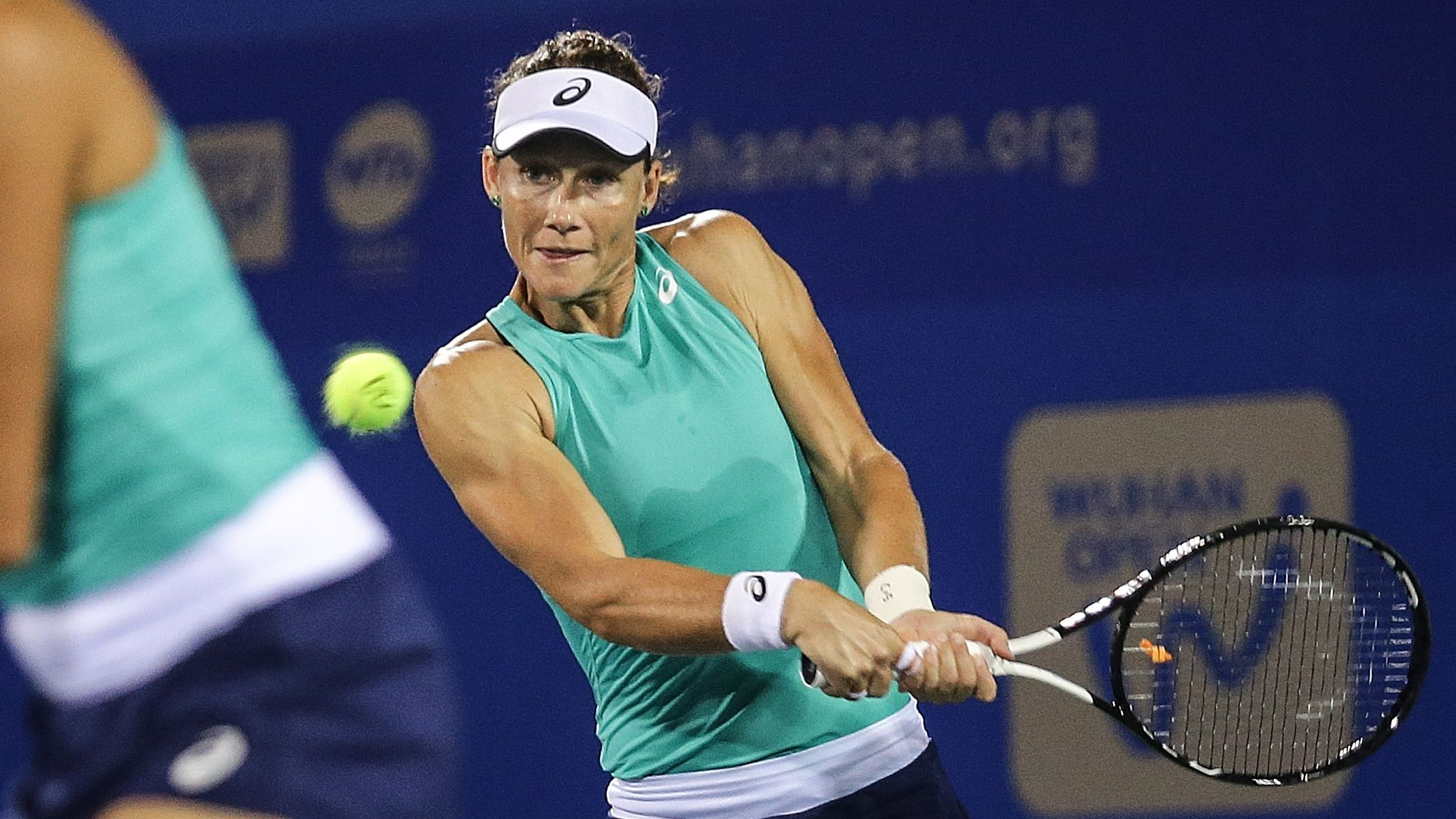 Sam Stosur unimpressed with Brisbane International's downgraded status