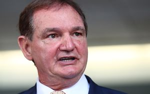 Former Ipswich Mayor Paul Pisasale pleads guilty to more than 30 offences including two sexual assault charges