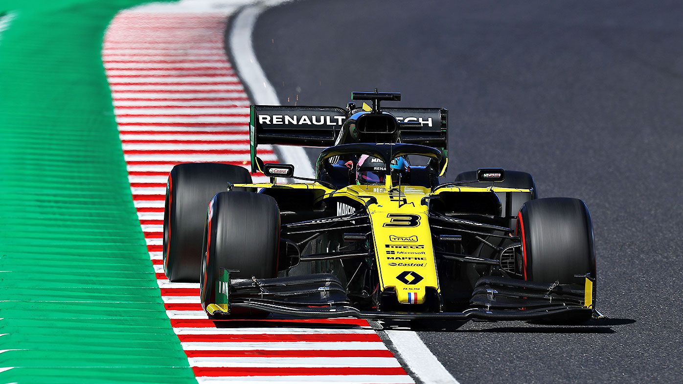 Japanese GP cancelled because of coronavirus pandemic for second year running