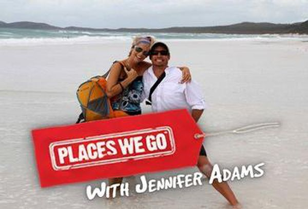 Places We Go With Jennifer Adams