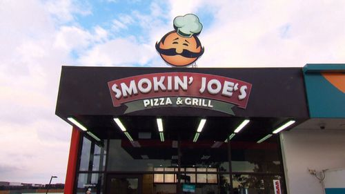 Charlie and Michael own two Smokin' Joes Pizza and Grill restaurants.