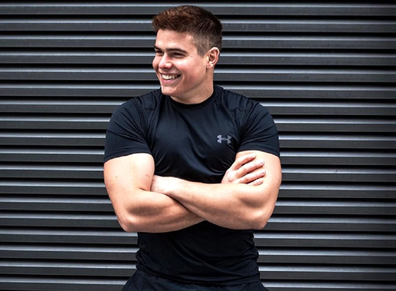 Art Chatto works as a personal trainer at Bound Fitness in Scotland.