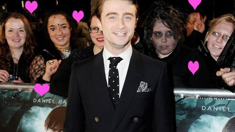 Daniel Radcliffe has slept with groupies?